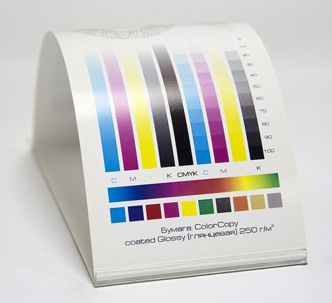 ColorCopy Glossy 250 г/м2